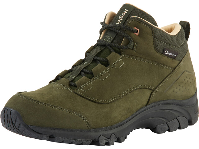Haglöfs Kummel Proof Eco Shoes Men deep woods